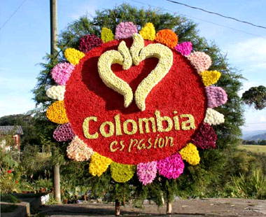Colombia is Passion!